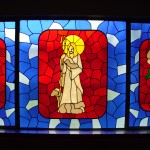 Stained Glass Window - Annunciation