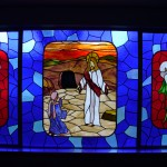 Stained Glass Window - The Resurrection