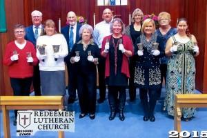 Hand bell Choir 2015